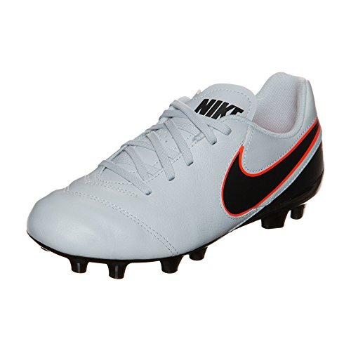 Nike Unisex – Bimbi 0-24 JR Tiempo Legend VI FG Stivali Multicolore Size: 27 1/2