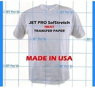 [JPSS - Jet-Pro SofStretch] Jetpro SS transfer paper 11