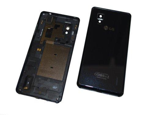 LG Optimus G E975 Akku Cover Akkudeckel Deckel Schale NFC Antenne Original Neu