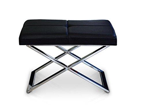 Bauhaus Taburete pie, beistellhocker, taburete, taburete, x-