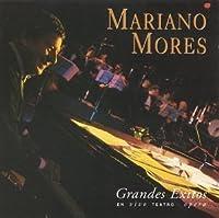 Grandes Exitos En Vivo by Mariano Mores (1996-03-19)