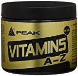 PEAK Vitamin A-Z - 180 Tabletten à 750mg
