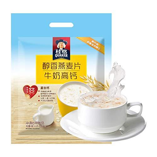 桂格经典燕麦片醇香燕麦片牛奶高钙味540g即食麦 Sales results No. 1 Chicago Mall