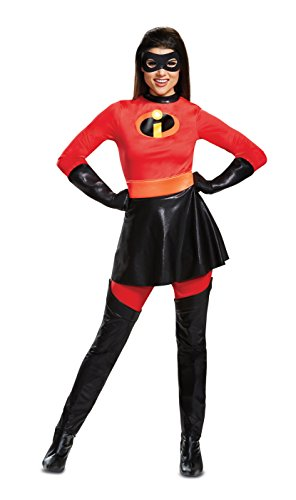 Deluxe Elasticgirl kostuum voor volwassenen - The Incredibles 2