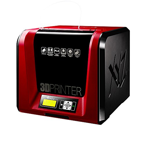 XYZ Printing da Vinci Jr. 1.0 Pro 3D-Drucker, Offenes Filament System, 15x15x15 cm Druckgröße