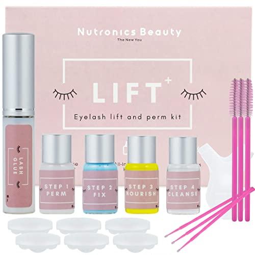 Nutronics Beauty Lash Lift Kit -...