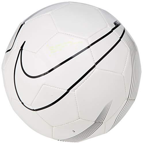 Nike Unisex-Adult Nike Mercurial Fade Unisex Soccer B SC3913 White/Black/White 5