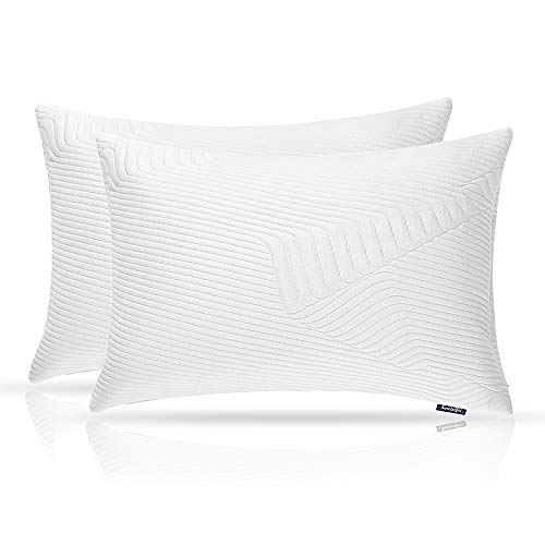 12 Pack Standard Niagara Sleep Solution 12 Pack Pillow Protectors Cases Covers Zippered Set White Soft Brushed Microfiber Reduces Respiratory Irritation Physical Threapy Clinics Hotels