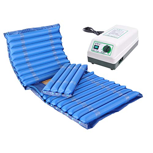 yankai Anti-Dekubitus-Luftmatratze Einzelbett Ältere Patienten Häusliche Pflege Anti-Dekubitus-Luftmatratze Einzelbett Ältere Gelähmte Patienten Häusliche Pflege Rollen NIU