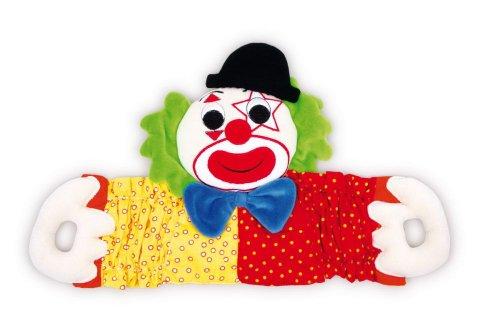 small foot design - 6413 - Jouet À Tirer - Clown
