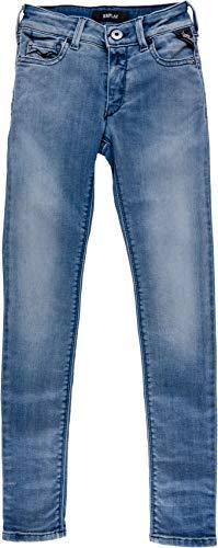 REPLAY Gemy Jeans, Blu (Denim 009), 4A Bambina