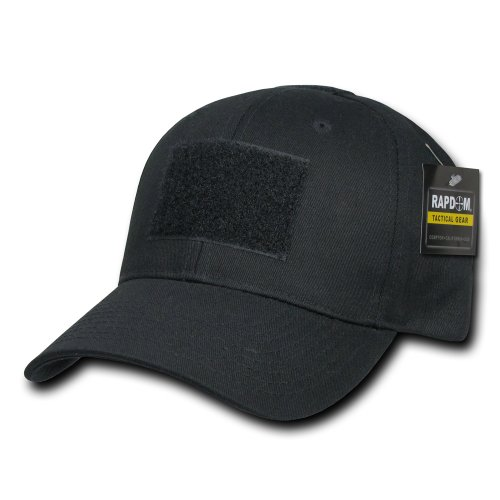 RAPDOM Tactical Constructed Operator Cap, Black