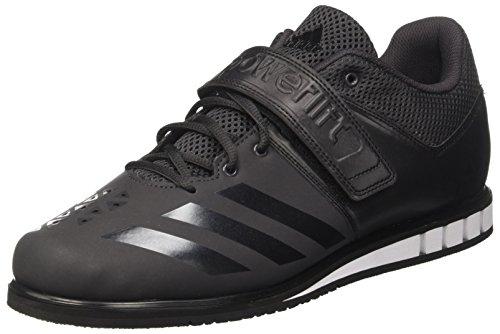 Adidas Powerlift.3.1, Sneaker da Fitness Uomo, Nero (Utility/Core Black/Ftwr White), 44 2/3 EU