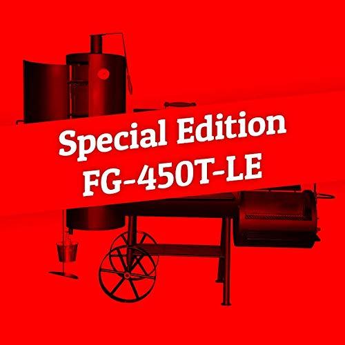 Farmer Grill Jubiläums-BBQ-Smoker - FG-450T-LE