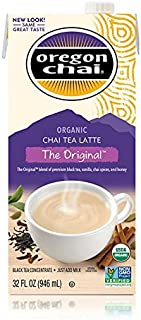 oregon chai tea sugar free