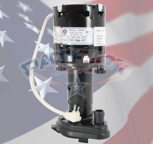 Hartell GPP-1MH-1P Ice Machine Pump 803338