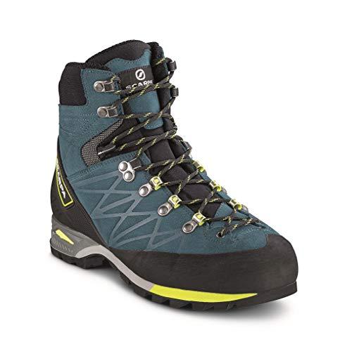 Scarpa Marmolada Pro HD Schuhe Herren Lakeblue/Lime Schuhgröße EU 43,5 2020