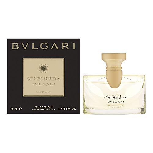 Bvlgari Splendida Iris d'Or Eau de parfum voor dames, 50 ml