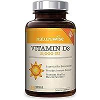 360-Count NatureWise 2000 IU Vitamin D3