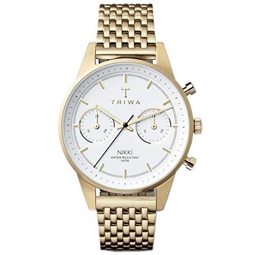 TRIWA Nikki Minimalist Watch for Women – Ladies Fashion Analog Wrist Watches 36mm
