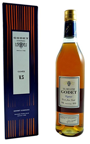Godet Cognac Cuvee Jean Godet V.S. 0,7l 40%