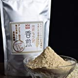 もち麦 国産 送料無料 もち麦粉 焙煎 300g 青森県産 もち麦粉末 香煎 パウダー 新品種 はねうまもち