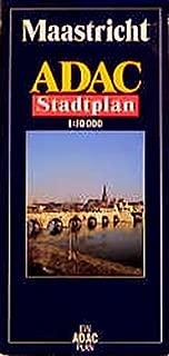 Maastricht 1:10,000 (Netherland) (English and German Edition)