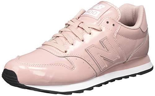 New Balance 500, Zapatillas Mujer, Rosa Saturno, 44.5 EU