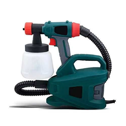 HUIXINLIANG Rociador de pintura, pistola de pulverización de pintura eléctrica HVLP HVLP...