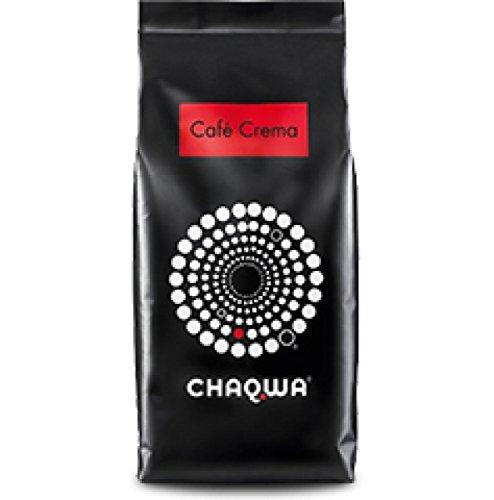 CHAQWA Café Crema, 1000 g | RÖSTKAFFEE-GANZE BOHNEN