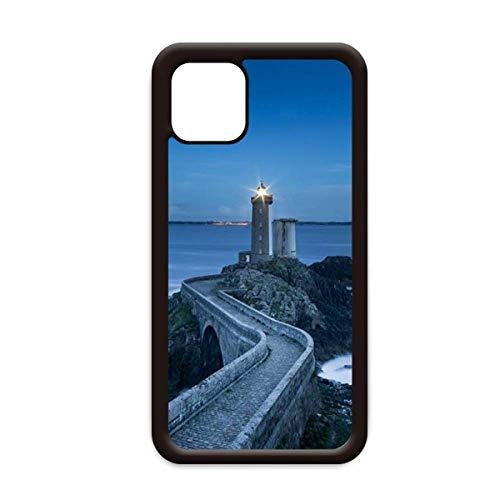 Capa Ocean Dark Tower para iPhone 11 Pro Max para Apple Mobile Case