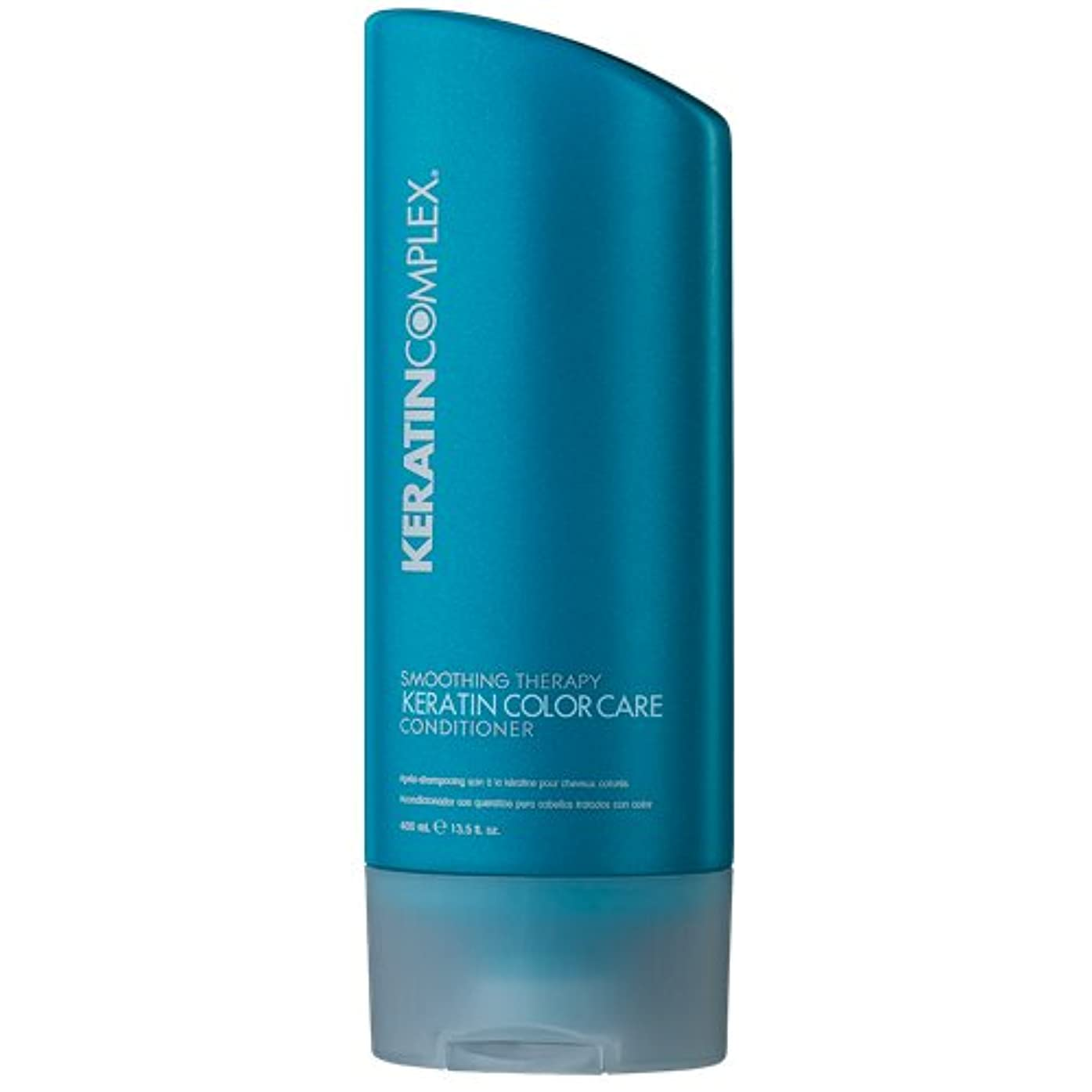 単独で粉砕する悔い改めSmoothing Therapy Keratin Color Care Conditioner (For All Hair Types) - 400ml/13.5oz