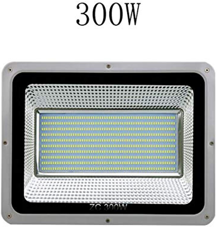 Strahler Mit,Garten-Quadrat-Sicherheitslampe-Baustellen-wasserdichtes Projektions-Licht Der Hohen Leistung (gre   300W)