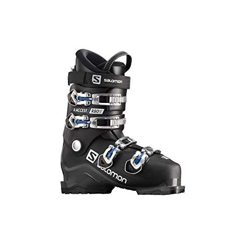 Salomon X Access R80 Wide heren skischoenen zwart