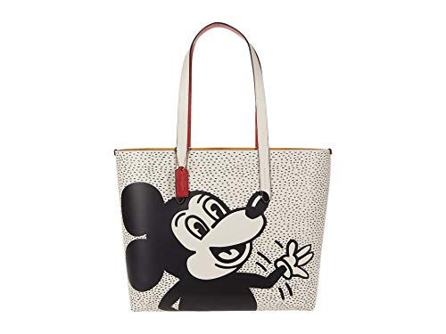 COACH Coach X Mickey Keith Haring Mickey Coach Highline Tote Chalk One Size