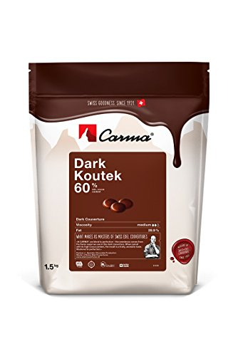 Carma Dark Koutek 60% 1,5kg
