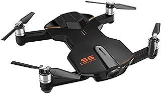 wingsland vd-697011253018Selfie Drone S6con cámara, vídeo 4K, Negro