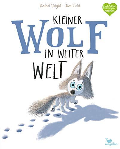Kleiner Wolf in weiter Welt (Tapa dura)