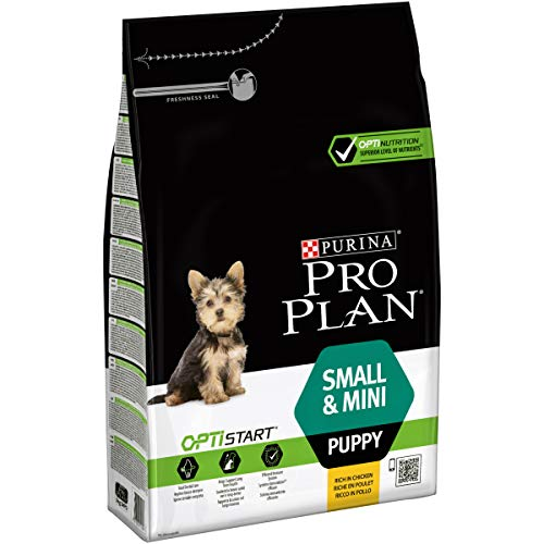 Purina ProPlan Small Puppy Start pienso para perro cahorro con Pollo 4 x 3 Kg
