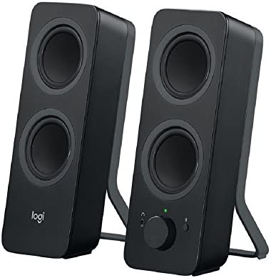 Logitech Z207 Wireless Pc Speakers Bluetooth Stereo Computers Accessories
