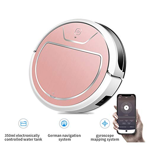 Buy Bargain Robot Vacuum Cleaner for Home, Dry And Wet, 2000Pa High Suction, One-Key Planning Techno...