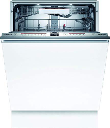 Bosch SBV6ZDX49E Serie 6 XXL-Geschirrspüler Vollintegriert / A+++ / 60 cm / 92,5 cm Nischenhöhe / 234 kWh/Jahr / 13 MGD / SuperSilence / TimeLight / Zeolith® / VarioBesteckkorb / Home Connect