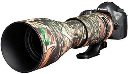 EasyCover Lens Oak Forest Camuflaje. Compatible con Tamron 150-600 mm f/5-6.3 Di VC USD G2