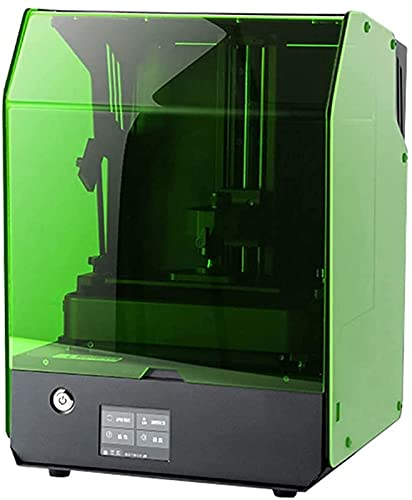 Macro 3D Printer UV Light Curing LCD, With Matrix UV LED Light Source, Offline Printing, 8.9-inch Smart Touch Color Screen, Large-size