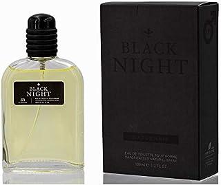 Black Night Eau De Toilette Intense 100 ml. Compatibel met Eau De Parfum Black Afgano Nasomatto, Parfüm Herren