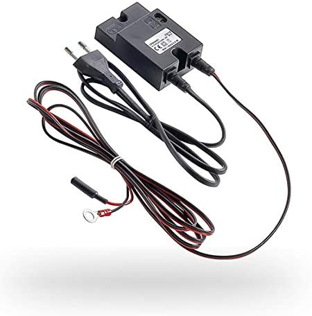 Elektronische Anode mit kathodischer Korrosionsschutz mit Stromeindruck f/ür Tanks Akkumulatoren und Wasserkocher