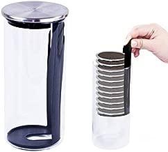 Thermoskanne Kamera Objektiv Flasche Thermoflasche Kanne Kaffeekanne Isoliert