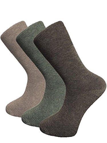 HDUK Mens Socks Herren Socken 39-45 Gr. 39-45, Fashion Assorted
