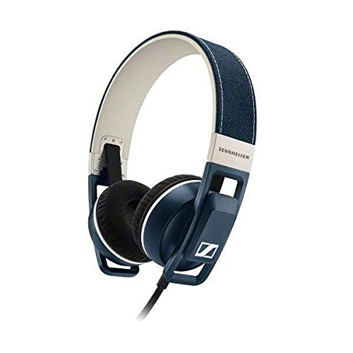 Sennheiser Urbanite On-Ear Kopfhörer (für iPhone/iPad/iPod) denim