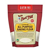 Bob's Red Mill Resealable Gluten Free All Purpose Baking Flour, 44 Ounce (Pack of 4)